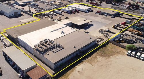 40,216 SF ON 3.66 Acres SOLD